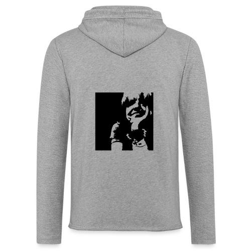self10 - Leichtes Kapuzensweatshirt Unisex