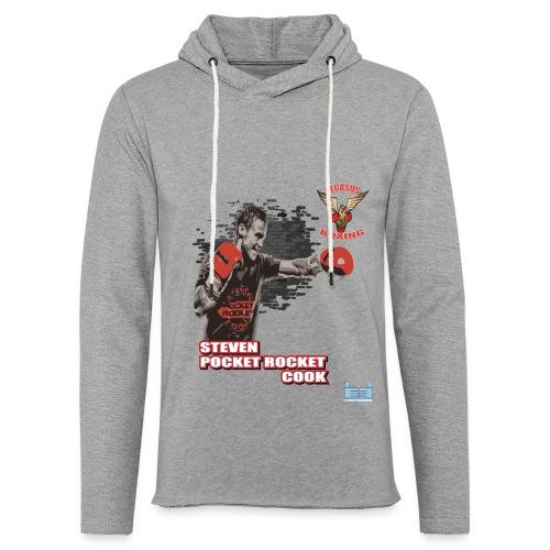 Steve Pocket Rocket Cook - Light Unisex Sweatshirt Hoodie