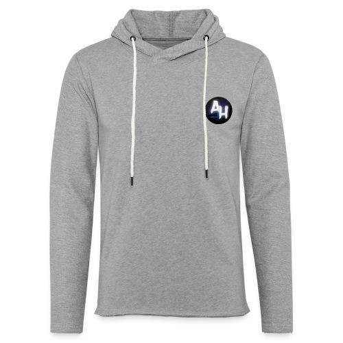 gamel design - Let sweatshirt med hætte, unisex