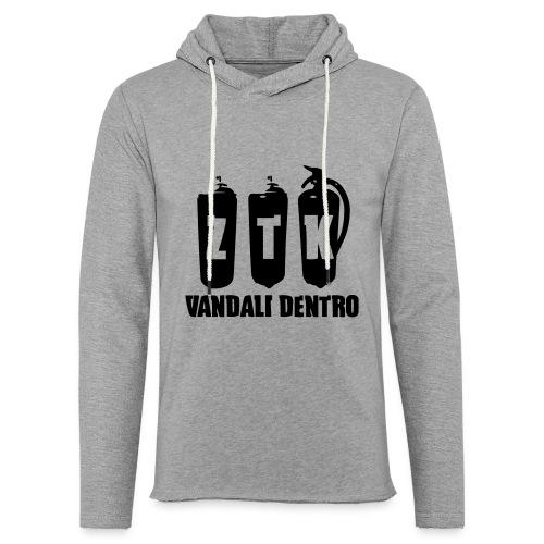 ZTK Vandali Dentro Morphing 1 - Light Unisex Sweatshirt Hoodie