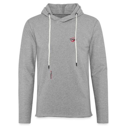 logoallein6 - Leichtes Kapuzensweatshirt Unisex
