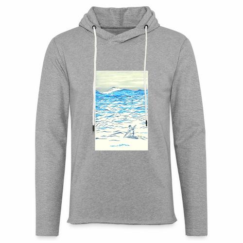 EVOLVE - Light Unisex Sweatshirt Hoodie