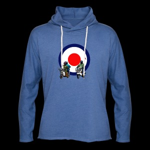 Mods - Light Unisex Sweatshirt Hoodie