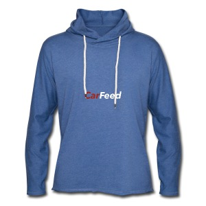 CarFeed - Light Unisex Sweatshirt Hoodie