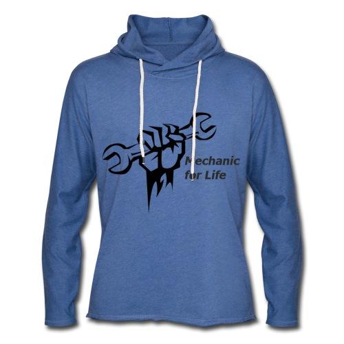 monteur voor het leven - Lichte hoodie unisex