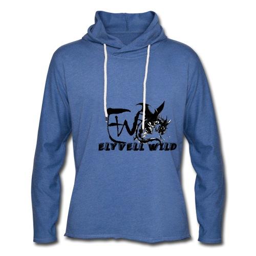 ELYVELL WILD - Sweat-shirt à capuche léger unisexe
