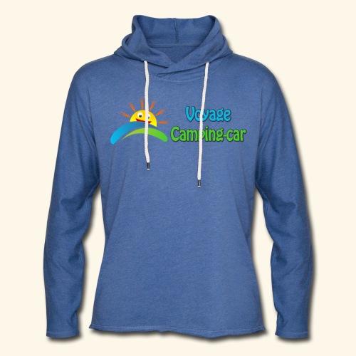 Voyage Camping-Car - Sweat-shirt à capuche léger unisexe