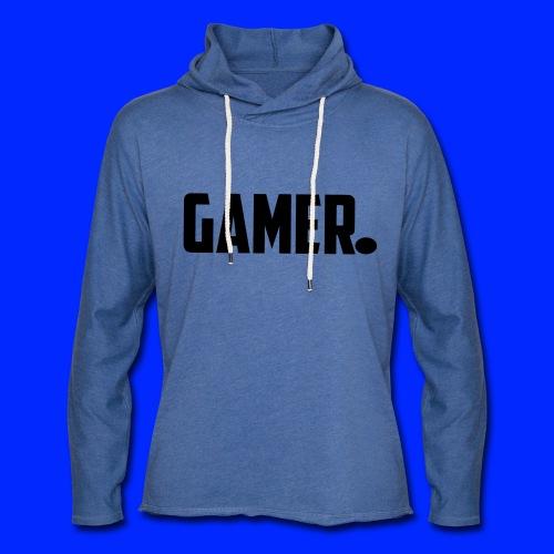 gamer. - Lichte hoodie unisex