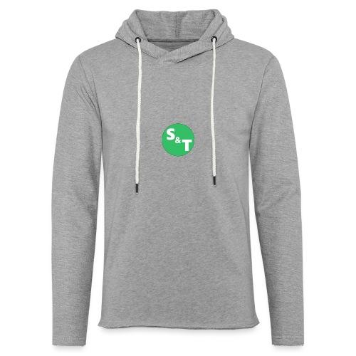 ST Main Logo - Light Unisex Sweatshirt Hoodie