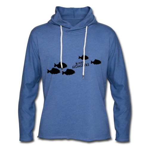 Prianha Shoal - Light Unisex Sweatshirt Hoodie