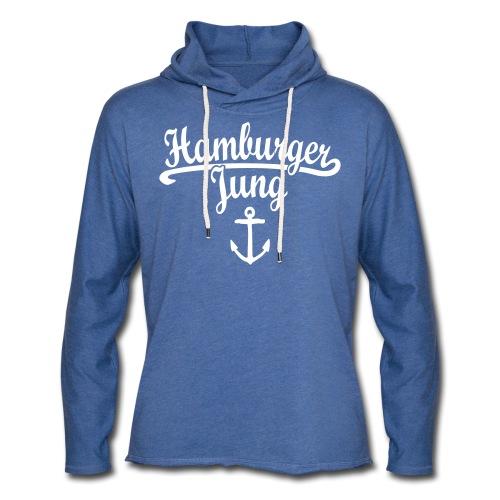 Hamburger Jung Klassik Hamburg - Leichtes Kapuzensweatshirt Unisex