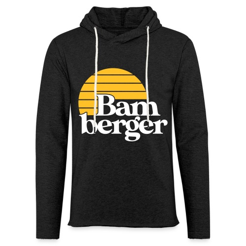 Echt Bamberger - Leichtes Kapuzensweatshirt Unisex