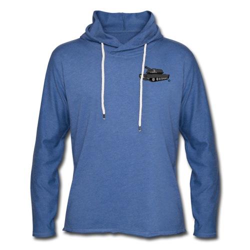 GREY TANK png - Light Unisex Sweatshirt Hoodie