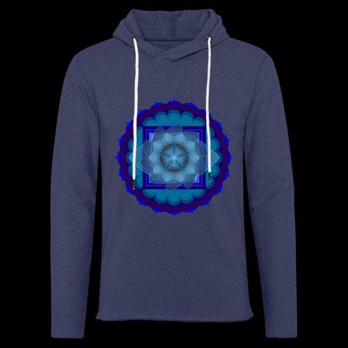 mandala 4 - Light Unisex Sweatshirt Hoodie