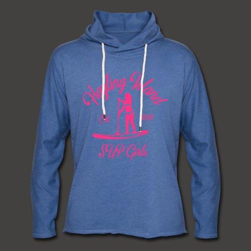 hisg-logo-emily - Light Unisex Sweatshirt Hoodie