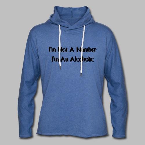 Alcoholic - Light Unisex Sweatshirt Hoodie