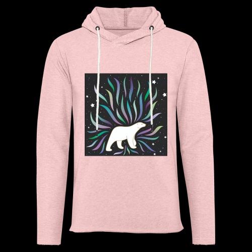 polar ours - Sweat-shirt à capuche léger unisexe