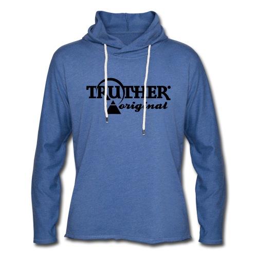 Truther - Leichtes Kapuzensweatshirt Unisex