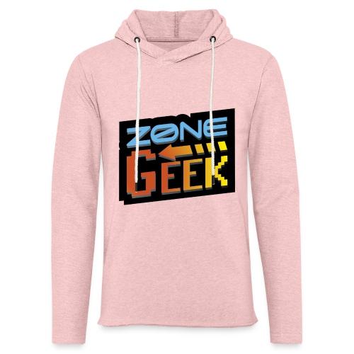 NEW Logo T-Shirt Femme - Sweat-shirt à capuche léger unisexe
