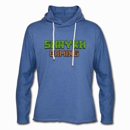 Shaykh Gaming Merch - Light Unisex Sweatshirt Hoodie