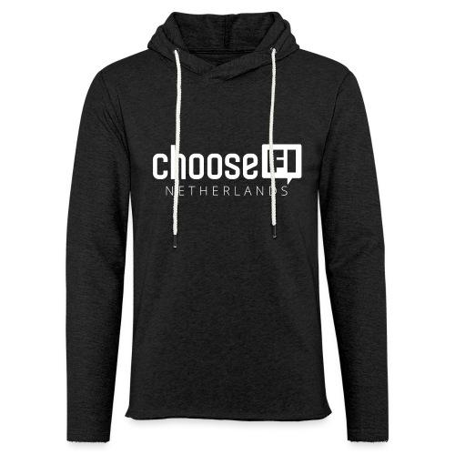 ChooseFI Netherlands - Lichte hoodie unisex
