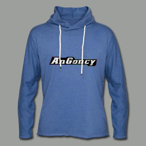 My new limited logo - Light Unisex Sweatshirt Hoodie
