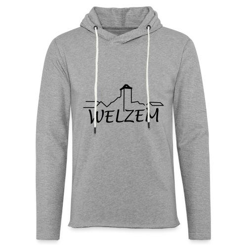 Welzem - Leichtes Kapuzensweatshirt Unisex
