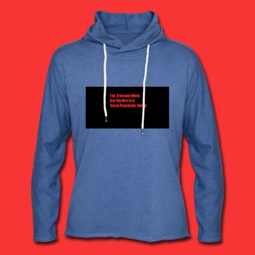 Mens - Light Unisex Sweatshirt Hoodie