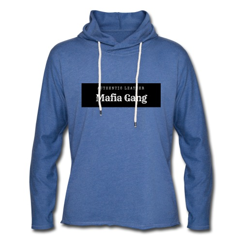 Mafia Gang - Nouvelle marque de vêtements - Sweat-shirt à capuche léger unisexe