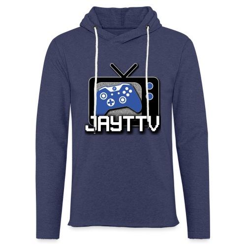 JayTtv - Logo - Light Unisex Sweatshirt Hoodie