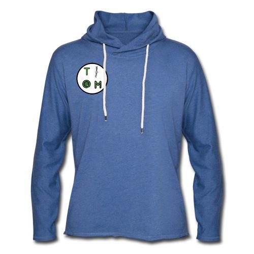Logo TarobaseM - Sweat-shirt à capuche léger unisexe