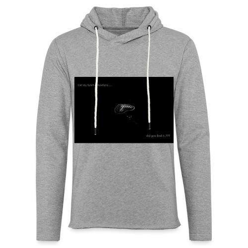 Lost Ma Heart - Light Unisex Sweatshirt Hoodie