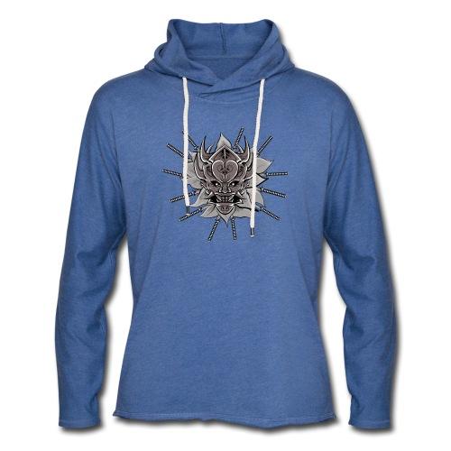 Lotus Of The Samurai - Lichte hoodie unisex