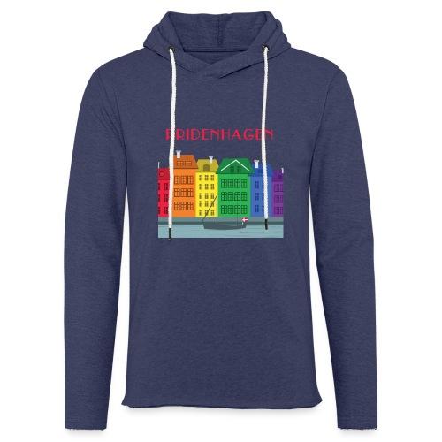 PRIDENHAGEN NYHAVN T-SHIRT - Let sweatshirt med hætte, unisex