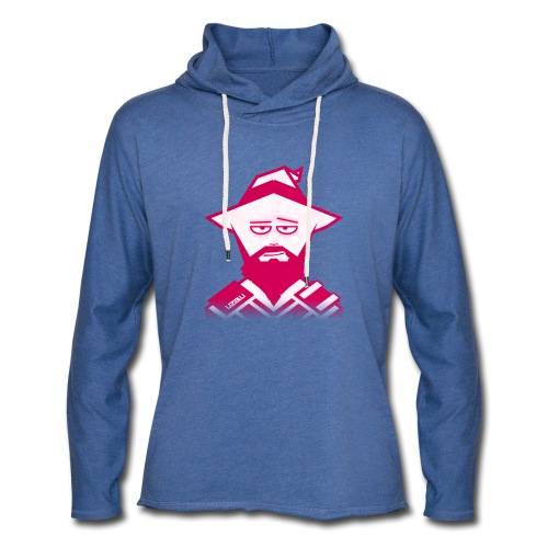 uzalu the Wizard - Light Unisex Sweatshirt Hoodie