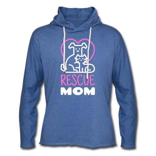 Rescue Mom - Kevyt unisex-huppari