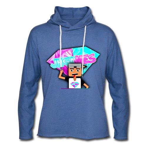 JHGAMES Nieuwe Logo 2 jaar bestaan van JHGAMES - Lichte hoodie unisex