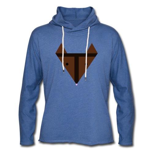 TFOX png - Lichte hoodie unisex