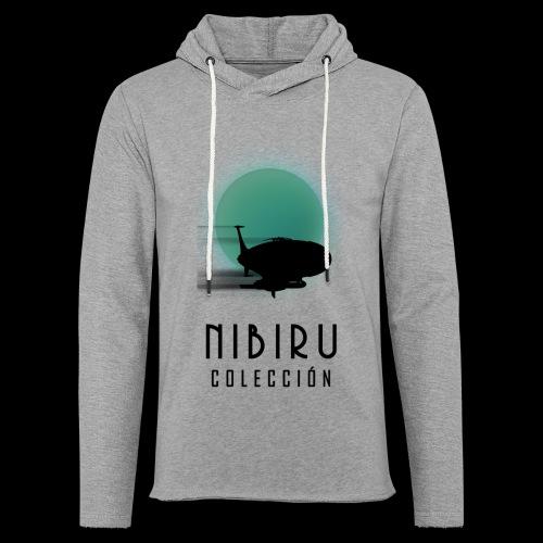 NibiruLogo - Sudadera ligera unisex con capucha