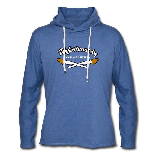 Unfortunately - Lichte hoodie unisex