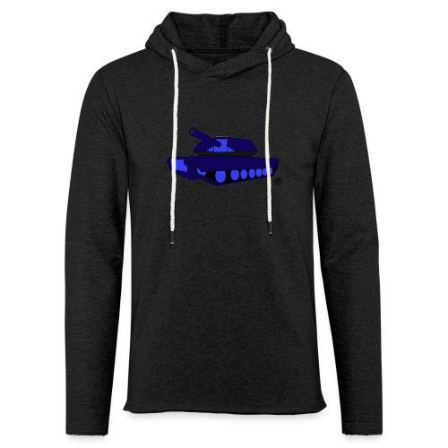BLUE TANK png - Light Unisex Sweatshirt Hoodie