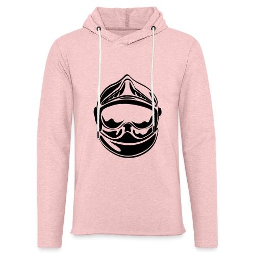 casque_face_2 - Sweat-shirt à capuche léger unisexe