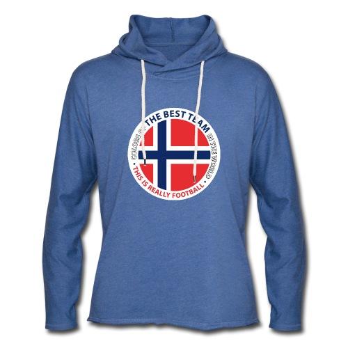 Norway Best Football Team - Light Unisex Sweatshirt Hoodie