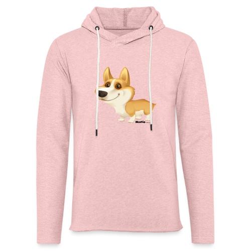Corgi - Lichte hoodie unisex