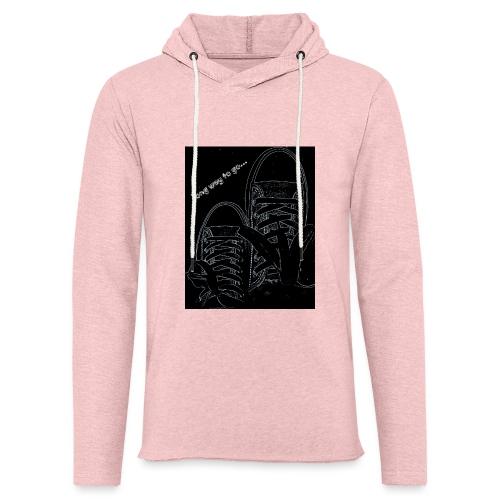 Long way to go - Light Unisex Sweatshirt Hoodie