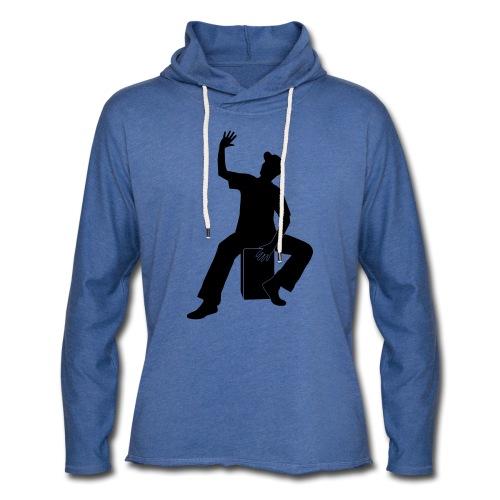 Cajon - Leichtes Kapuzensweatshirt Unisex