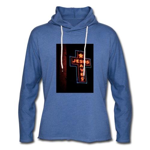 Jesus Saves - Light Unisex Sweatshirt Hoodie