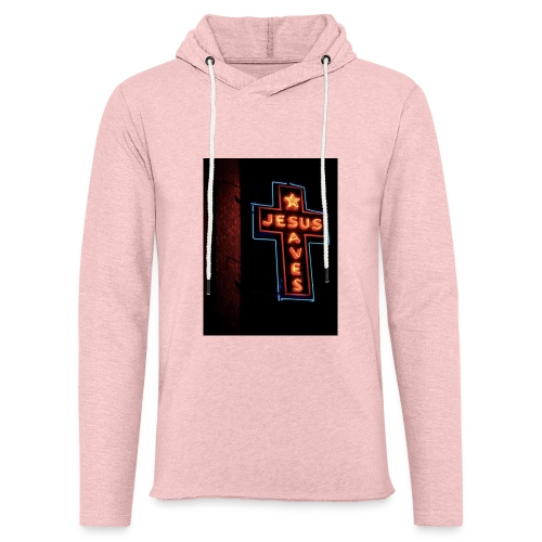 Jesus Saves - Light Unisex Sweatshirt Hoodie
