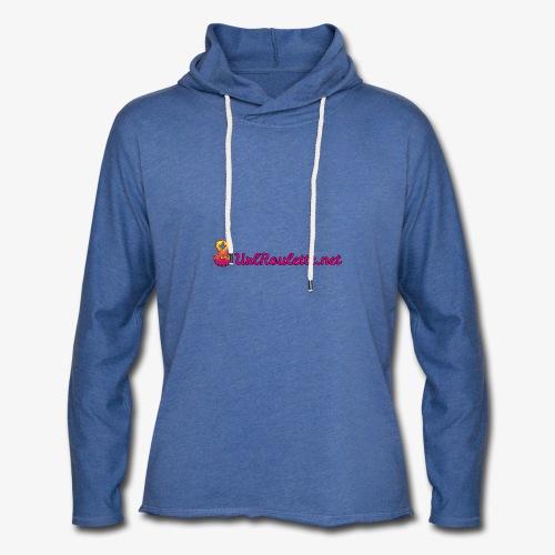 UrlRoulette Logo - Light Unisex Sweatshirt Hoodie