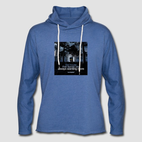 The House - Light Unisex Sweatshirt Hoodie